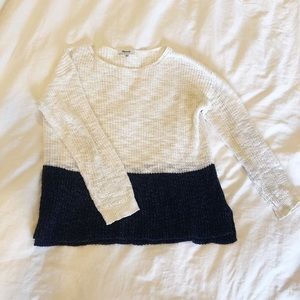 Madewell Fall Sweater